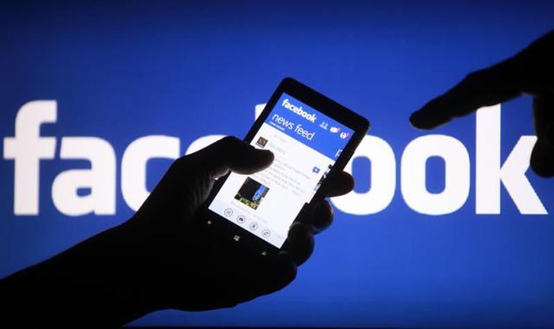 Реклама в Facebook составляет только 3% от всех сообщений в ленте.