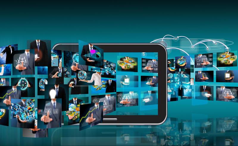 Рынок интернет-рекламы вырастет за счет мобильных устройств.