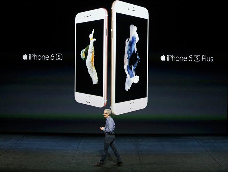 В Китае рассмотрят иск о ненадлежащей рекламе iPhone 6s.