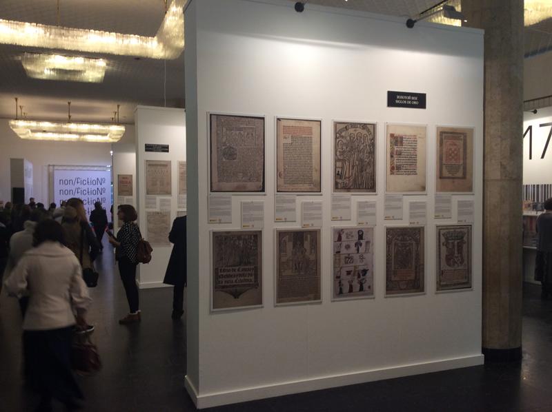 Международная книжная выставка non/fictio№17