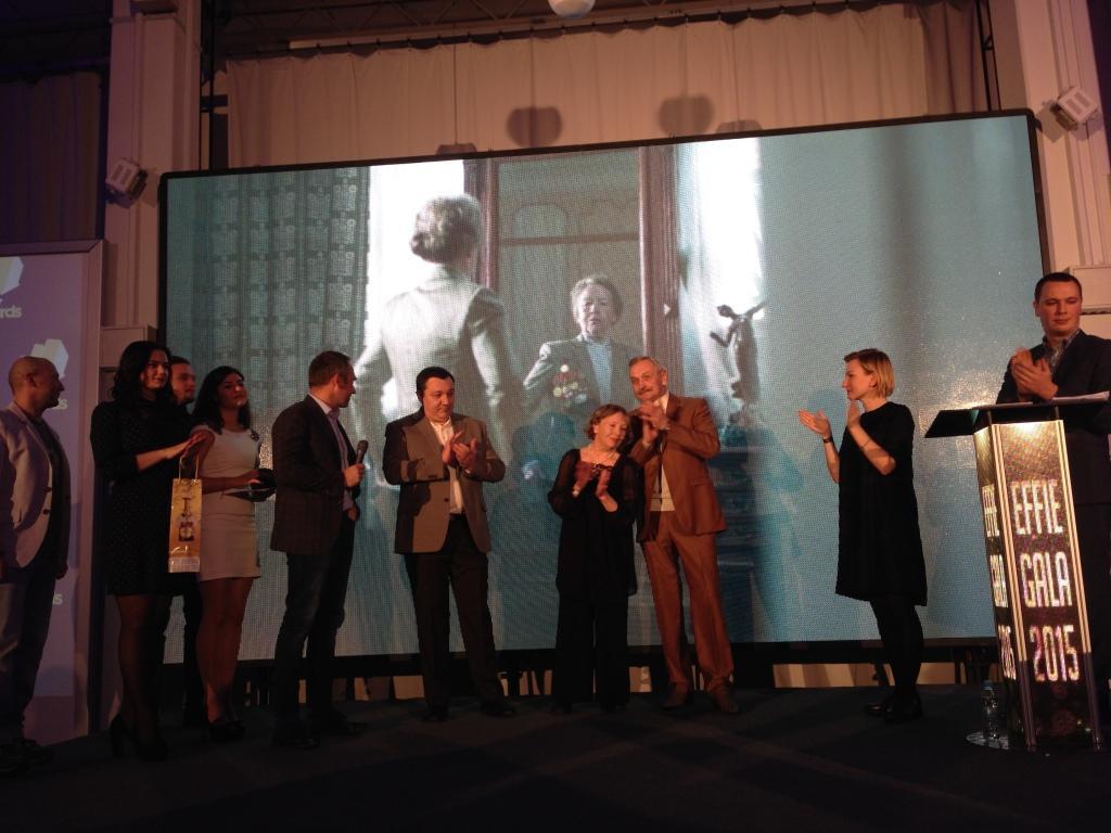 Tabasco получило Гран-При за лучшую социальную рекламу «Помним. Гордимся. Победим».