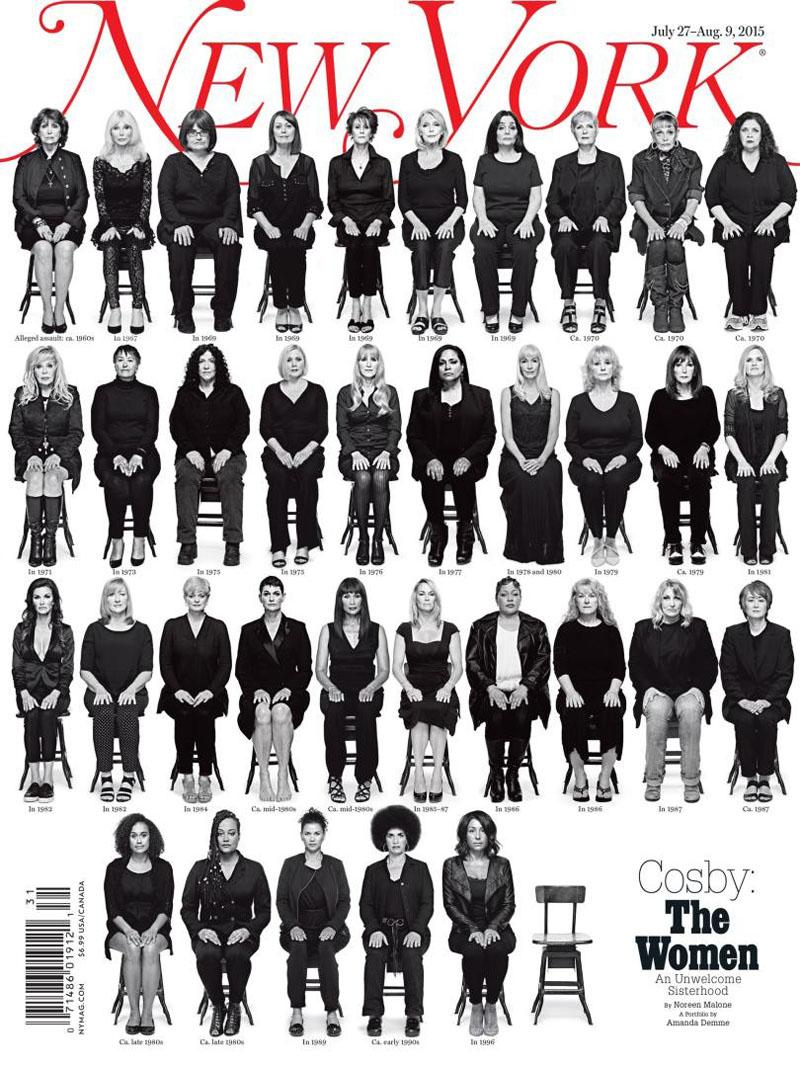 ТОП-10 лучших обложек 2015 года по версии журнала Time.
