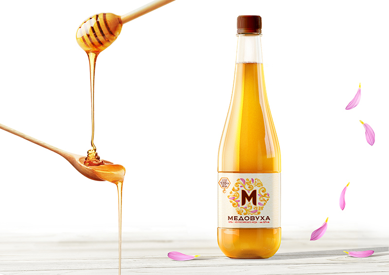 Агентство DDVВ разработало новый бренд медовухи от компании «Очаково».
