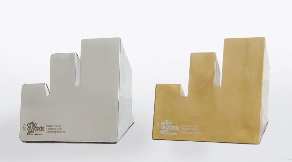 Компания Carlsberg Ukraine вновь стала обладателем почетных наград Effie Awards.