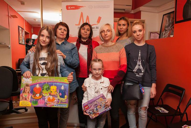 «SUPER Дети Поколения М» покорили Москву.