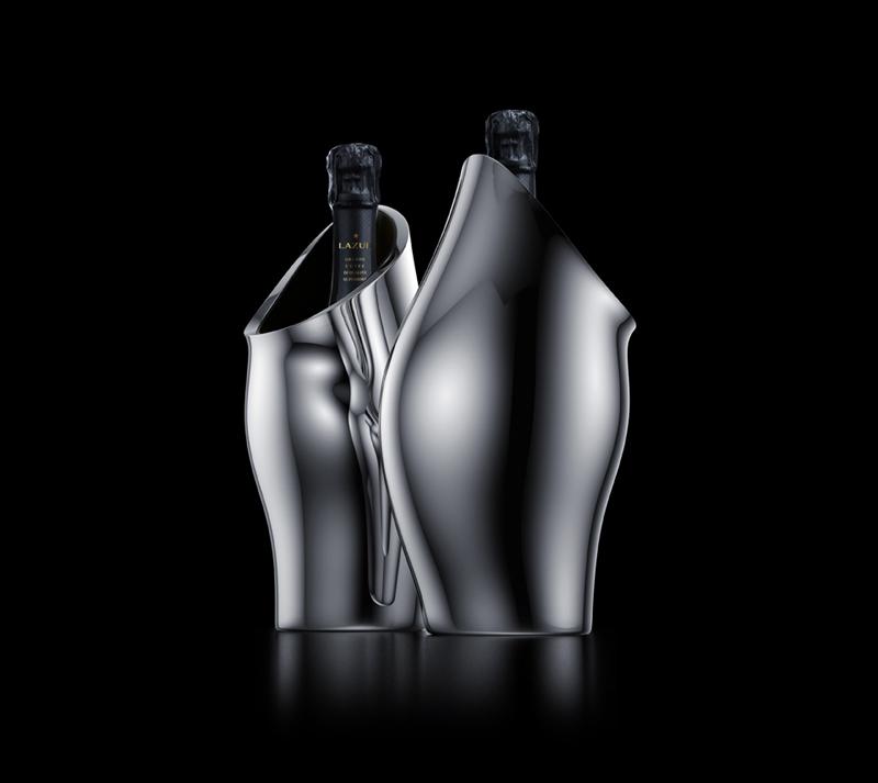 Дизайн нового игристого вина с итальянским шармом.