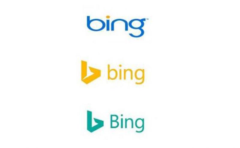 Маркетинг и коммуникации - Bing снова меняет лого