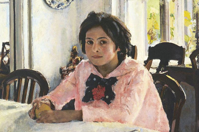 Выставка Валентина Серова в Третьяковке побила рекорд посещаемости.