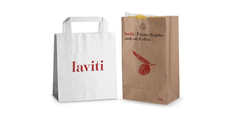 Брендинг и дизайн упаковки для LaViti Agrobotiga.