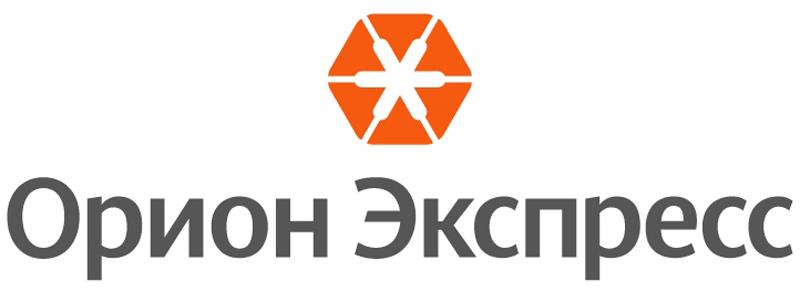 Старый логотип «Орион Экспресс».