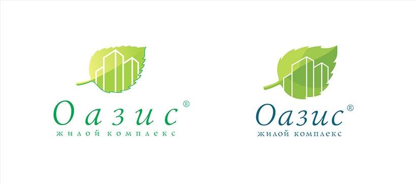 Обновление визуального образа ЖК «Оазис».