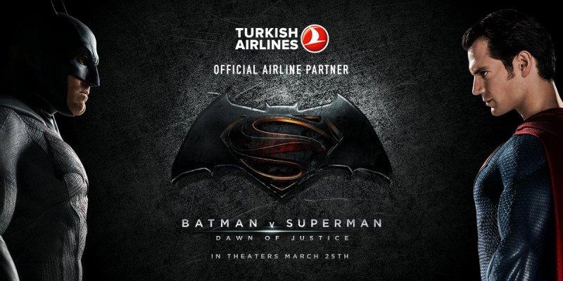 Turkish Airlines стали спонсором фильма