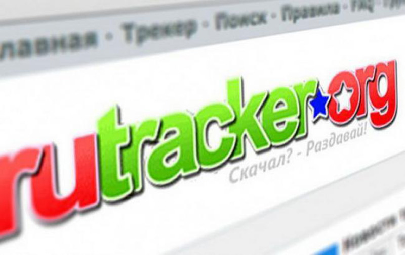 RuTracker разорвал отношения с правообладателями.