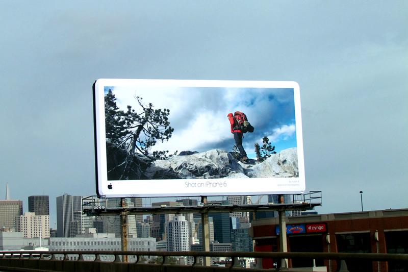 Apple продолжит рекламную кампанию «Снято на iPhone».