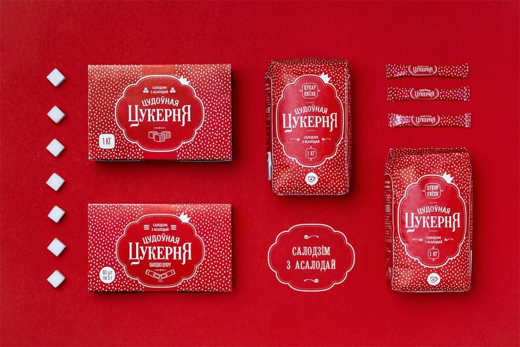 Национально ориентированный брендинг сахара.