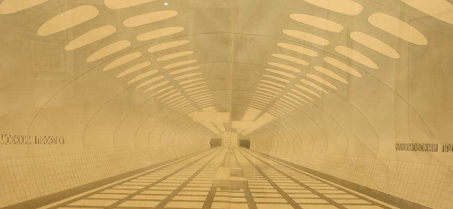 Московское метро – подземный памятник архитектуры