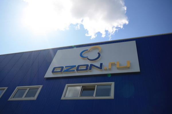 Ozon продолжает развивать продажи продуктов питания.