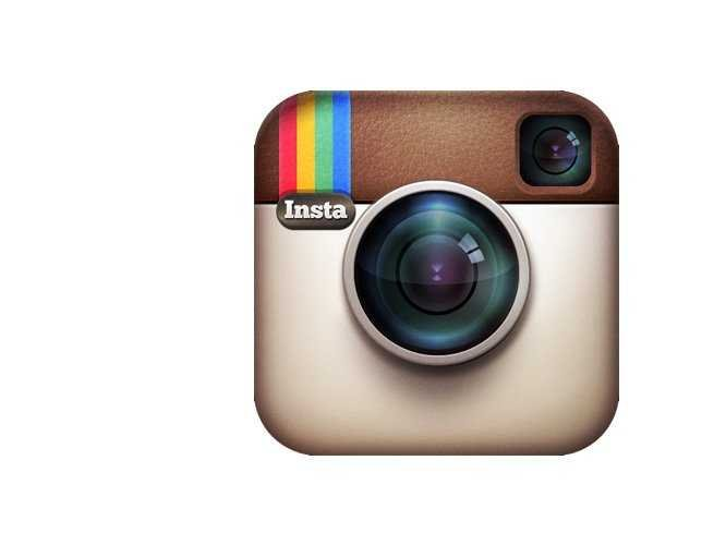 Старый логотип Instagram.