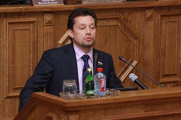 Виктор Звагельский («Единая Россия»).