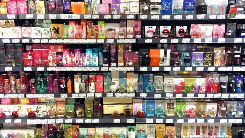 Интимный парфюм.