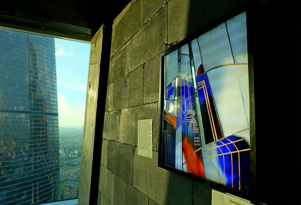 «Кожа небоскребов», Ася Шалимова.