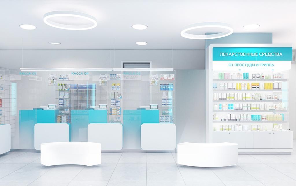 «Остров Свободы» обновил московскую сеть аптек.