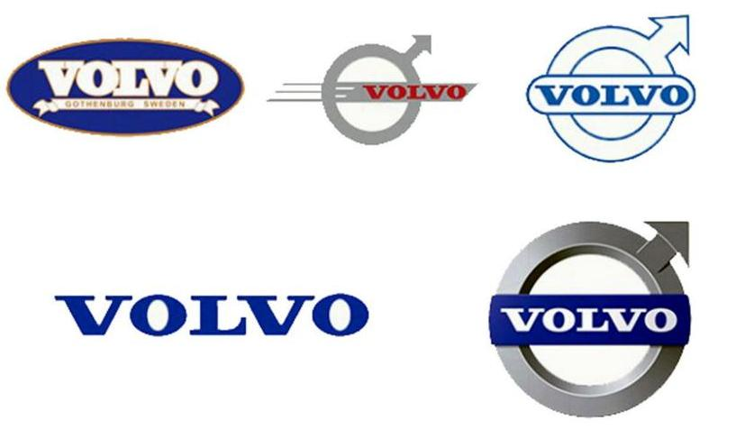шрифт логотипа вольво