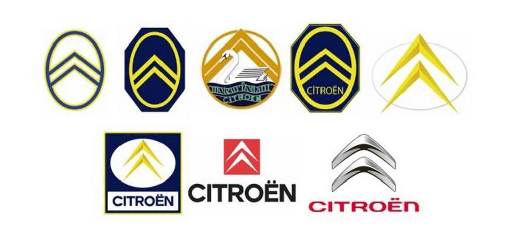 citroen на русском логотип
