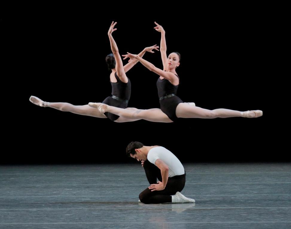 В рекламе Puma появятся артисты New York City Ballet.
