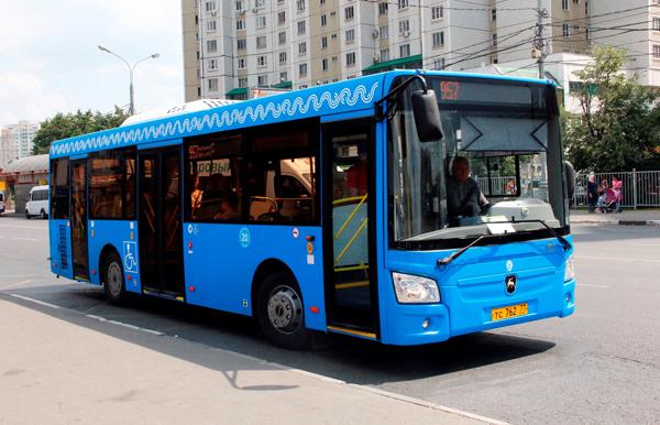 TMG остался оператором рекламы на общественном транспорте Москвы.