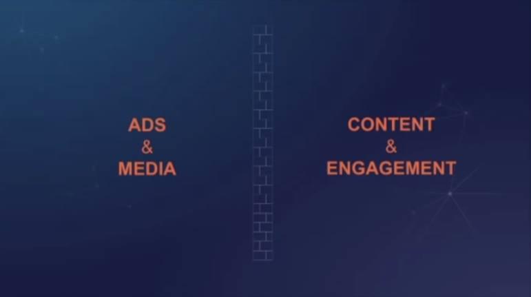 Так выглядит взаимодействие контент-продакшена и медийных агентств.