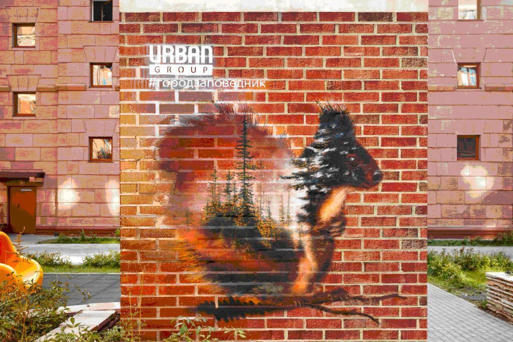 Urban Group создала фасадный заповедник.