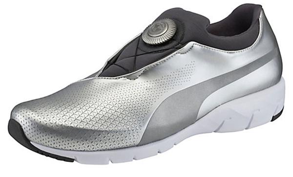 Дизайн кроссовок от Puma и BMW.