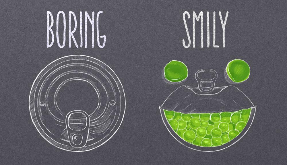 Овощные консервы Smily: позитивное открытие.