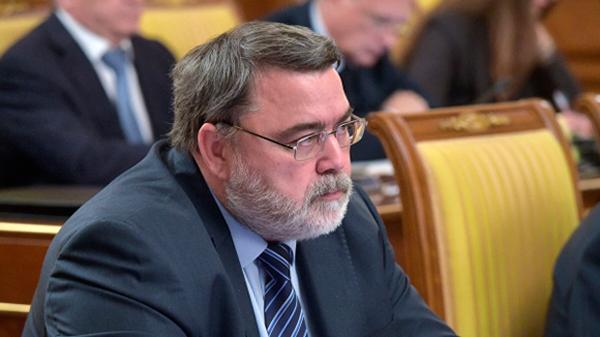 Игорь Артемьев, глава ФАС.
