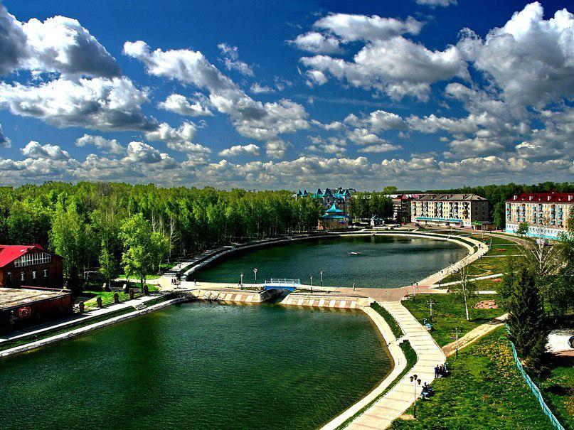 Сбербанк открыл первый в России безналичный и бесконтактный город.