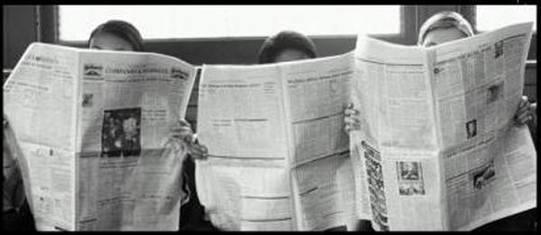 Реклама в печатных СМИ может увеличить свой объем.