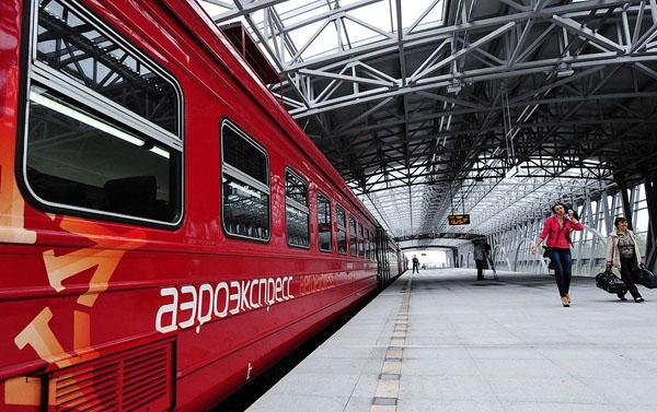 «Аэроэкспресс» подключился к единому Wi-Fi-пространству Московского транспорта.