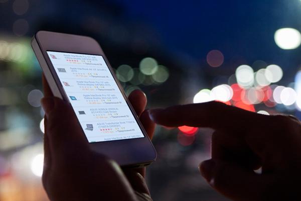 В будущем году 0,75 трафика придется на мобильные телефоны