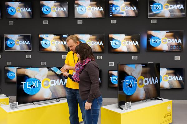 Рост продаж в «Техносиле» по итогам «Черной пятницы» составил более 35%.