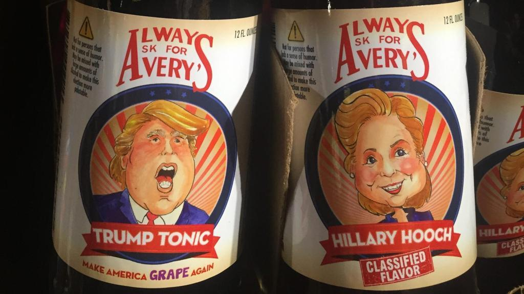 Avery's Beverages.