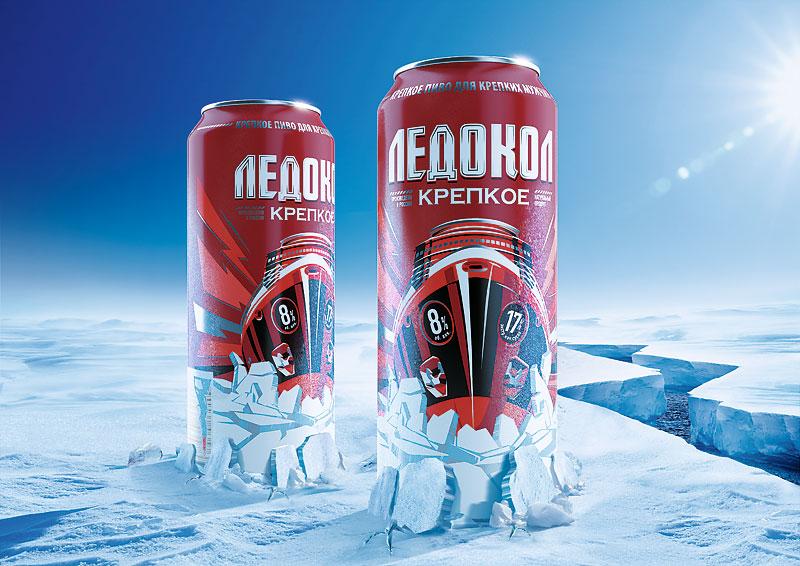 Напиток для покорения Арктики и Антарктики.