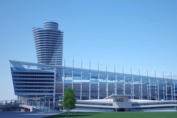 Стадион «Арена ЦСКА» на Ходынке.
