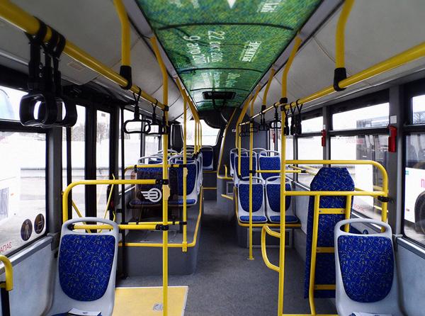 Петербургские автобусы, Granat.
