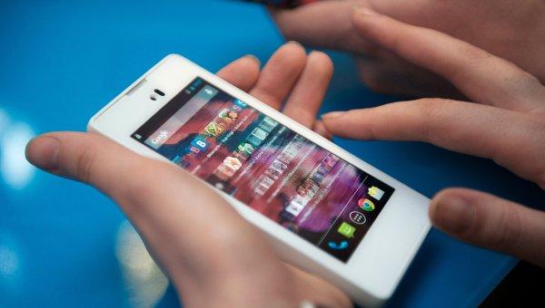 Объем рынка услуг мобильной связи в России сократился.