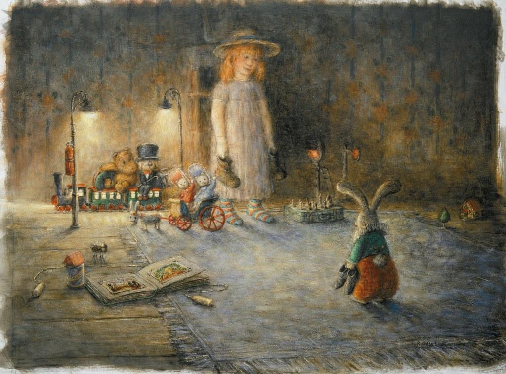 Галерея на Солянке посвятила целую экспозицию двухминутной телезаставке Юрия Норштейна.