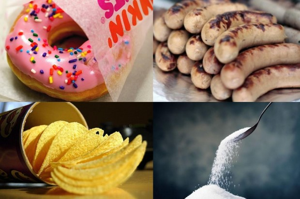 Вредный законопроект о рекламе «вредных» продуктов.