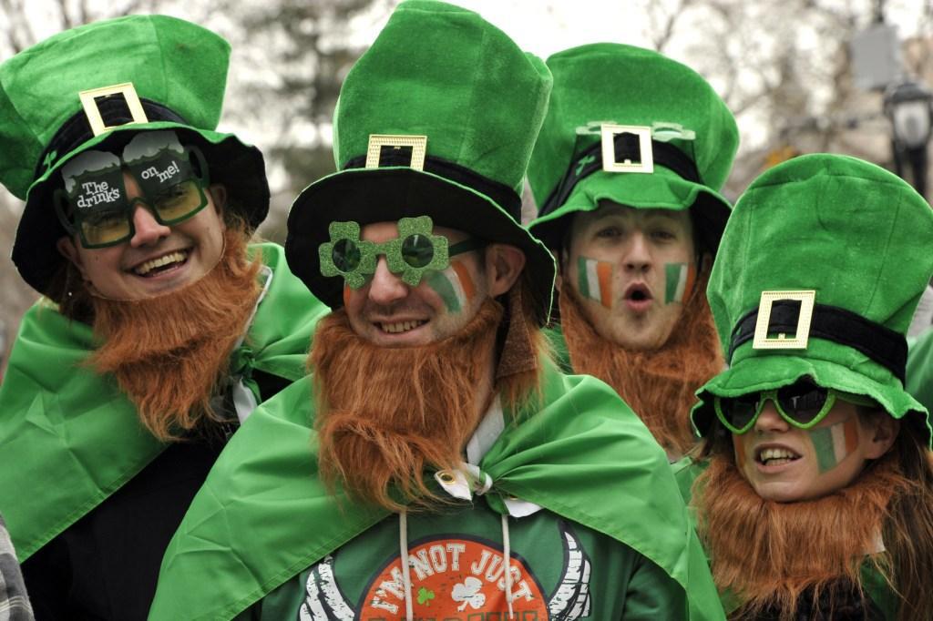 В Москве началась Неделя Ирландии.