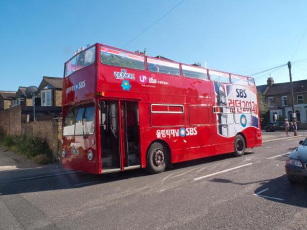 Реклама Москвы может появиться на олимпийских автобусах в Южной Корее.