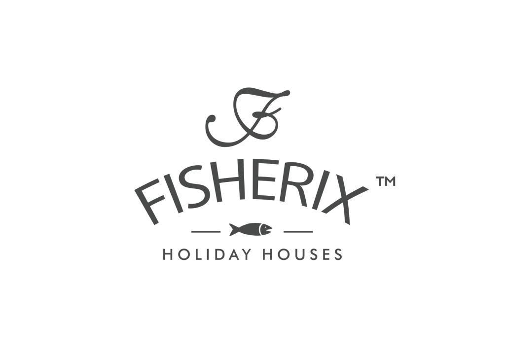 Создание бренда Fisherix.
